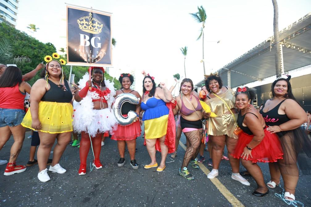 Pré-carnaval de Salvador 'Fuzuê' — Foto: Mauro Zaniboni/Ag. Haack
