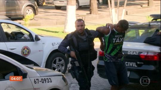 Presos em ação contra tráfico de drogas e armas movimentavam R$ 200 milhões por ano