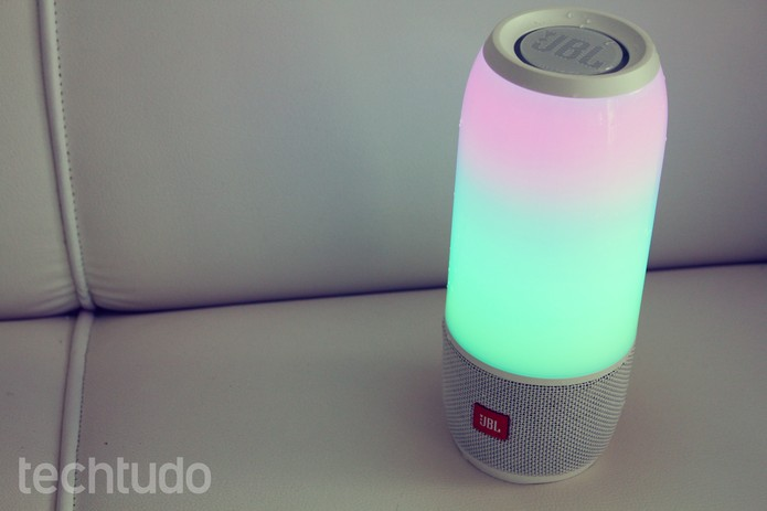 Review JBL Pulse 3 | TechTudo