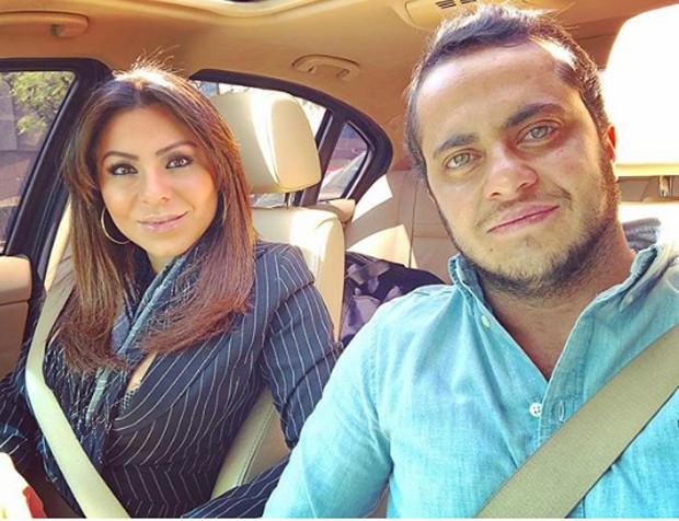Thammy Miranda e Andresa Ferreira (Foto: Reprodução/Instagram)