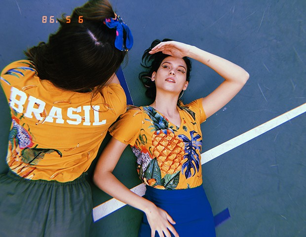 A Munny é uma das marcas que entrou na onda da Copa do Mundo 2018 (Foto: Divulgação / Munny)