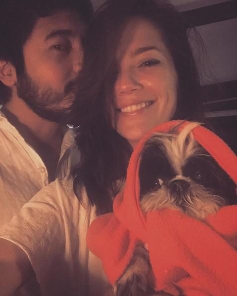 Natália Lage e o namorado (Foto: Reprodução / Instagram)