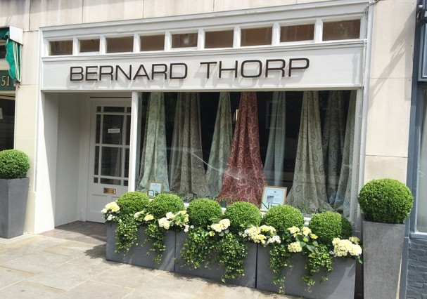 Loja Bernard Thorp (Foto: Divulgação)