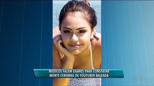 Youtuber leva tiro na cabeça no litoral do Paraná, diz PM
