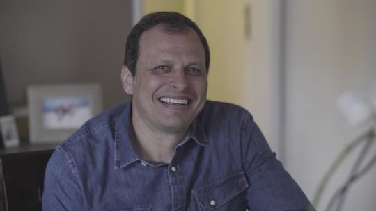 Conheça a história de Carlos Eduardo Ferron, doador do Criança Esperança