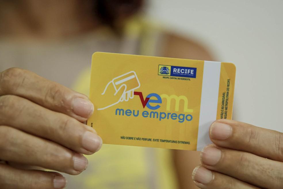 VEM Meu Emprego é oferecido pela prefeitura do Recife — Foto: Andréa Rêgo Barros/Prefeitura do Recife/Divulgação