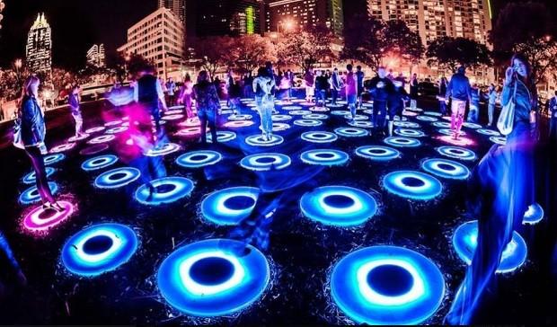 Festival South by Southwest, mais conhecido como SXSW acontece na cidade de Austin, no Texas. Evento reúne vários festivais de música, filmes, games, comédia e educação. (Foto: Reprodução Facebook)