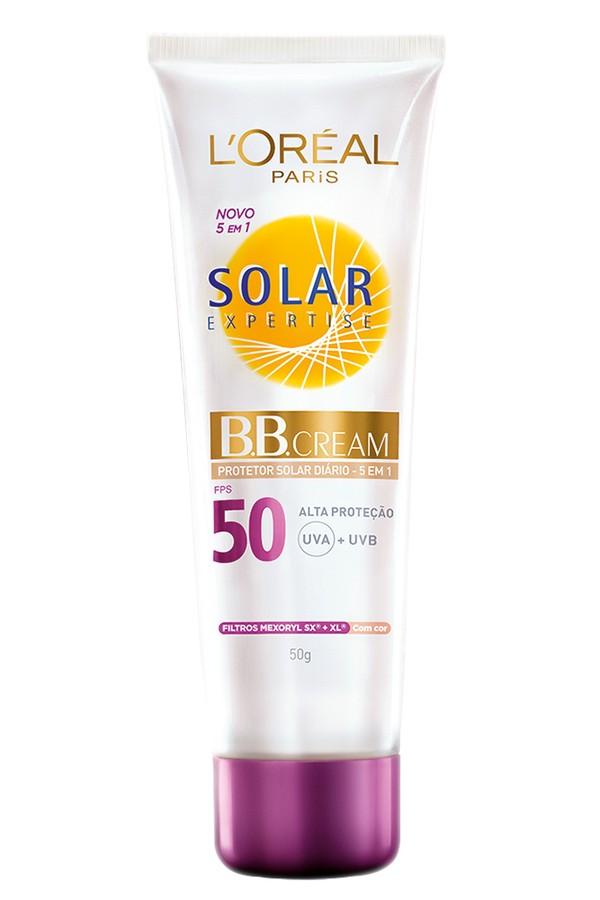 BB Cream Solar Expertise Sun, da L'Oréal Paris (Foto: Divulgação)