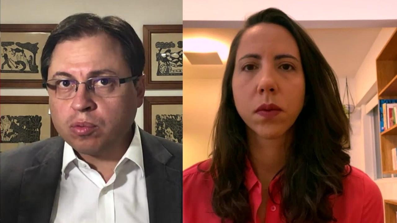 Laura Carvalho: 'Auxílio emergencial atenuou o efeito da pandemia na economia'