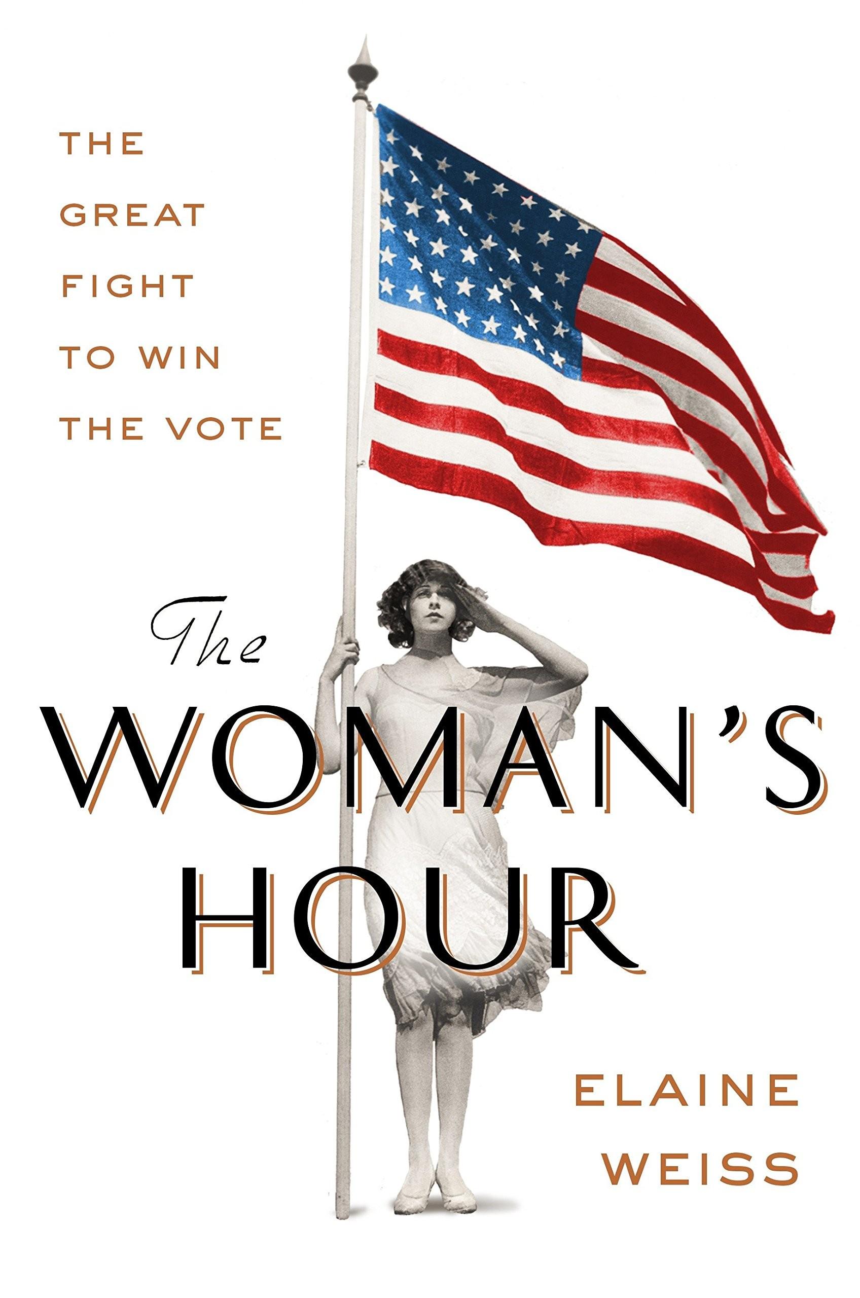 A capa do livro que será adaptado para televisão por Hillary Clinton e Steven Spielberg (Foto: Reprodução)