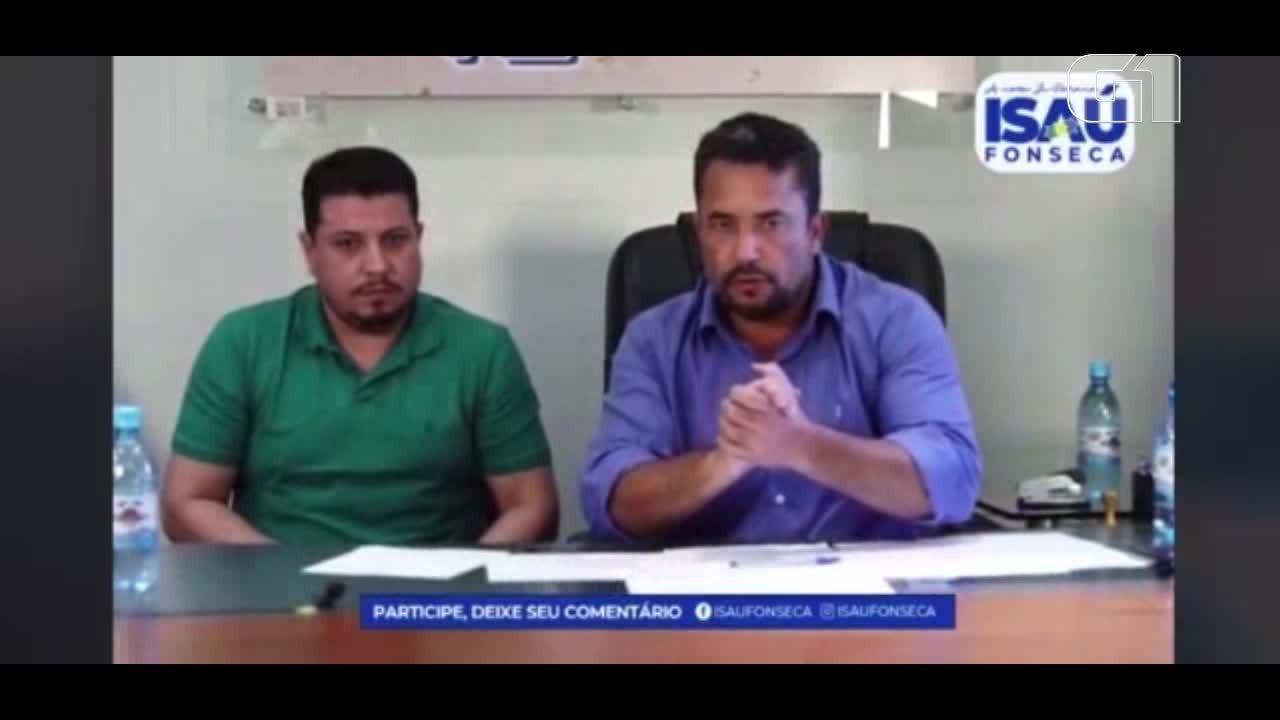 Prefeito de Ji-Paraná, RO chama médicos de covardes