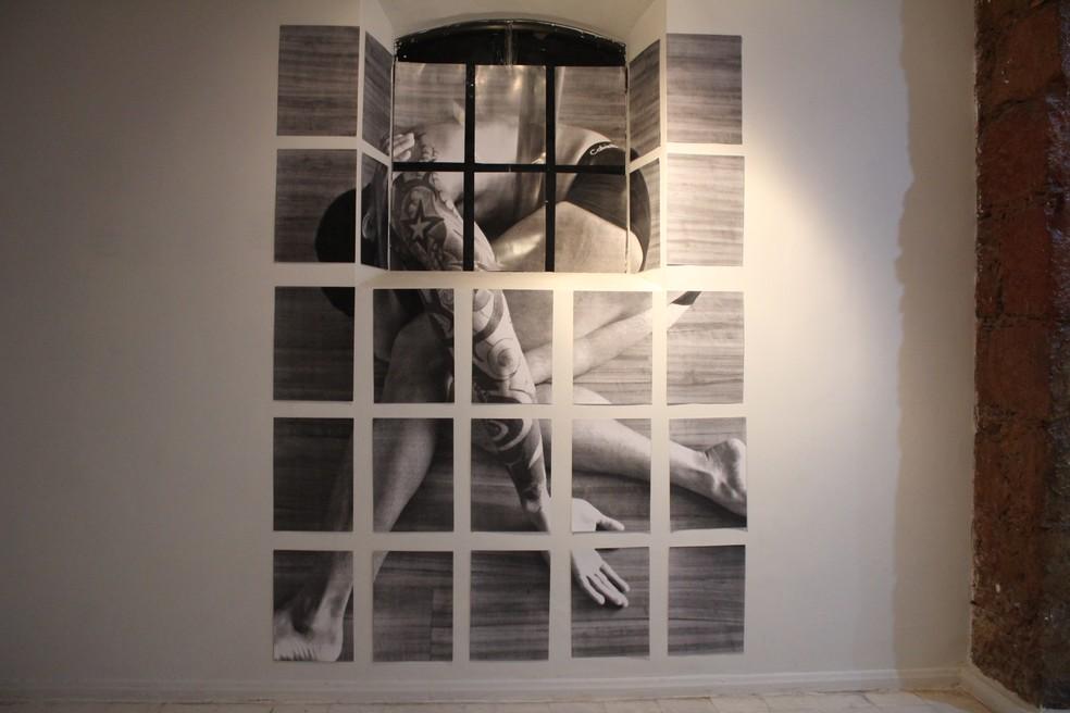 Exposição acontece na Galeria do Centro de Artes da Ufam, no Centro de Manaus (Foto: Divulgação/Ufam)