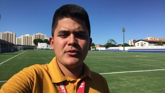 """Quintero minimiza ausência de Ceni e decreta sobre o Flamengo: """"Não é impossível de vencer"""""""