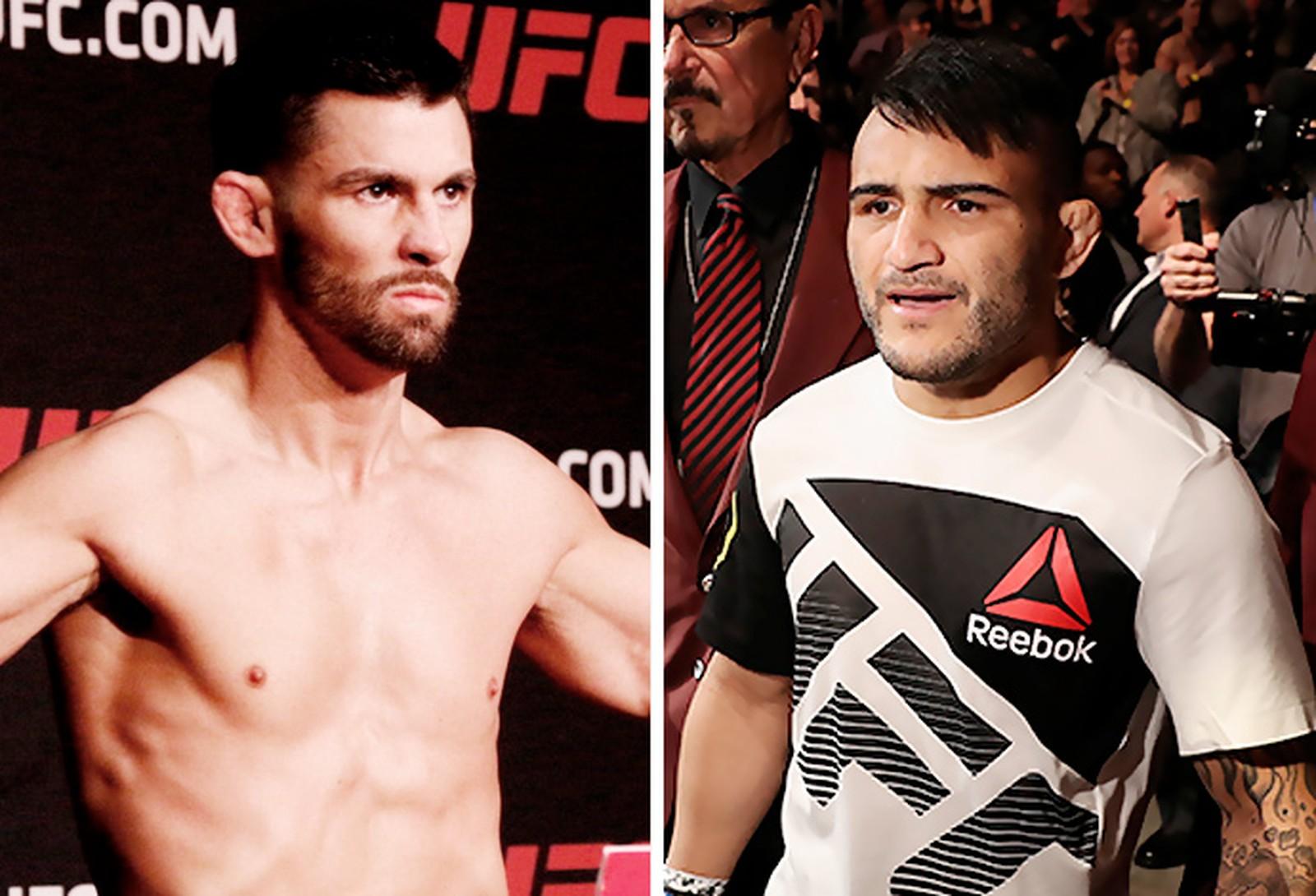 Dominick Cruz vs  John Lineker Booked For UFC 233 | Sherdog