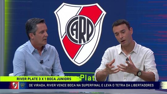 """Rizek elogia Pratto e Benedetto: """"A reconstrução da seleção argentina pode passar por eles"""""""