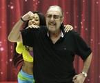Miele no ensaio da 'Dança dos famosos' | TV Globo