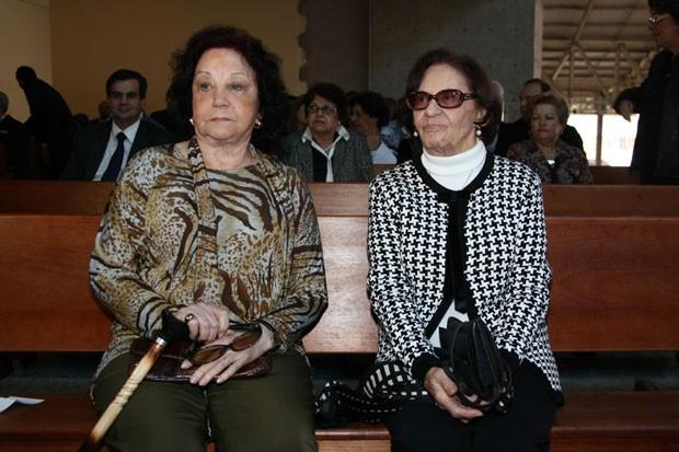 Lolita Rodrigues e Laura Cardoso (Foto: Manuela Scarpa/Foto Rio News)