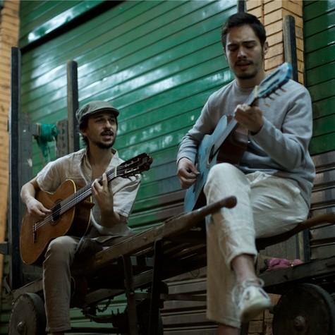 Ravel Andrade e Danilo Mesquita (Foto: Divulgação)