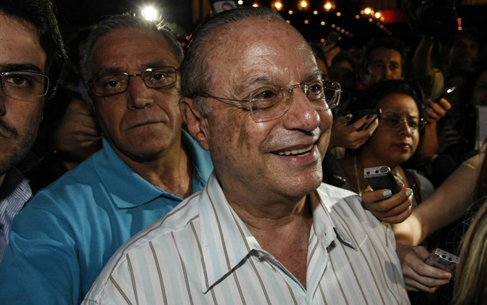 O deputado federal Paulo Maluf (PP-SP) (Foto: Vagner Campos/G1)