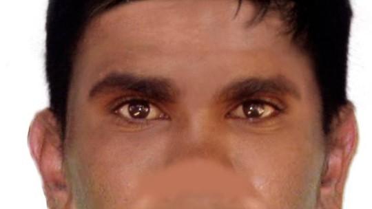 Tem Na Web - Polícia da Austrália divulga retrato falado de suspeito sem nariz