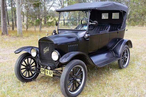 Ford Model T (Foto: Reprodução/internet)