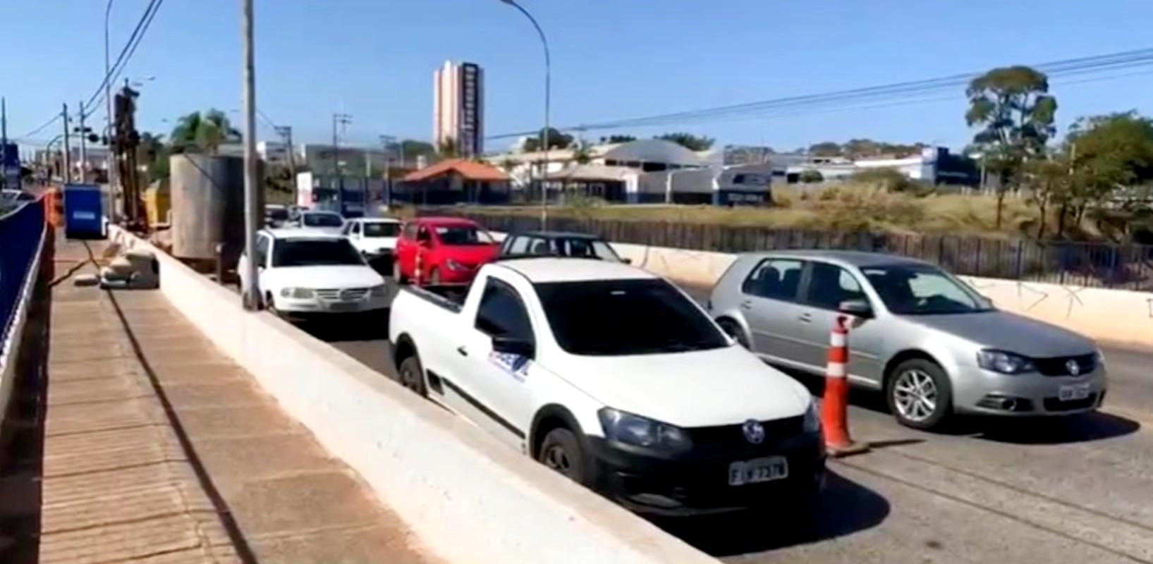 Viaduto da Duque de Caxias sobre a Rondon terá interdição a partir deste sábado em Bauru