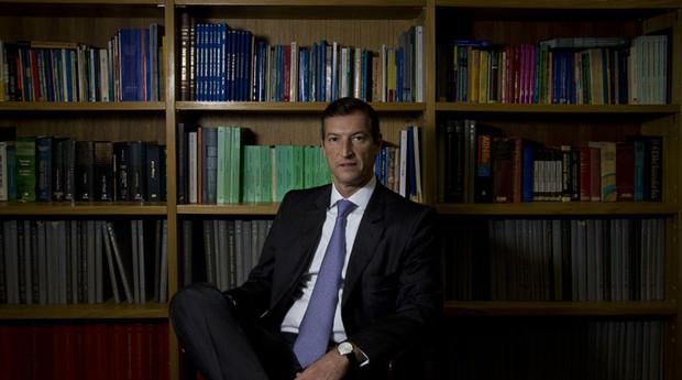 Octavio de Lazari Junior, novo presidente do Bradesco, diz que 'banco só vai trabalhar com empresas que não tenham impedimento'  (Foto: Reprodução/Wikimedia Commons)