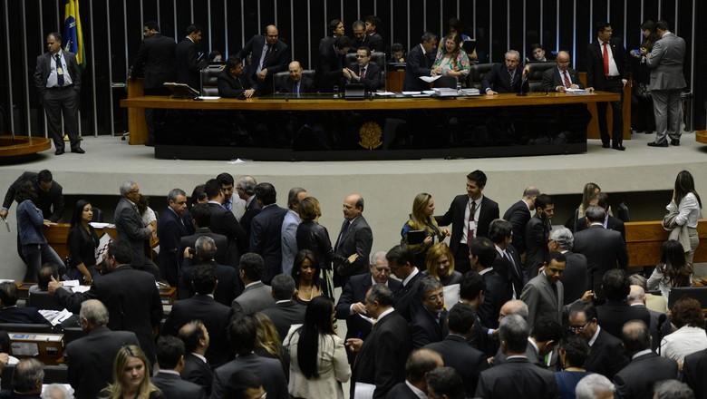 politica_congresso_camara (Foto: Fábio Rodrigues/Agência Brasil)