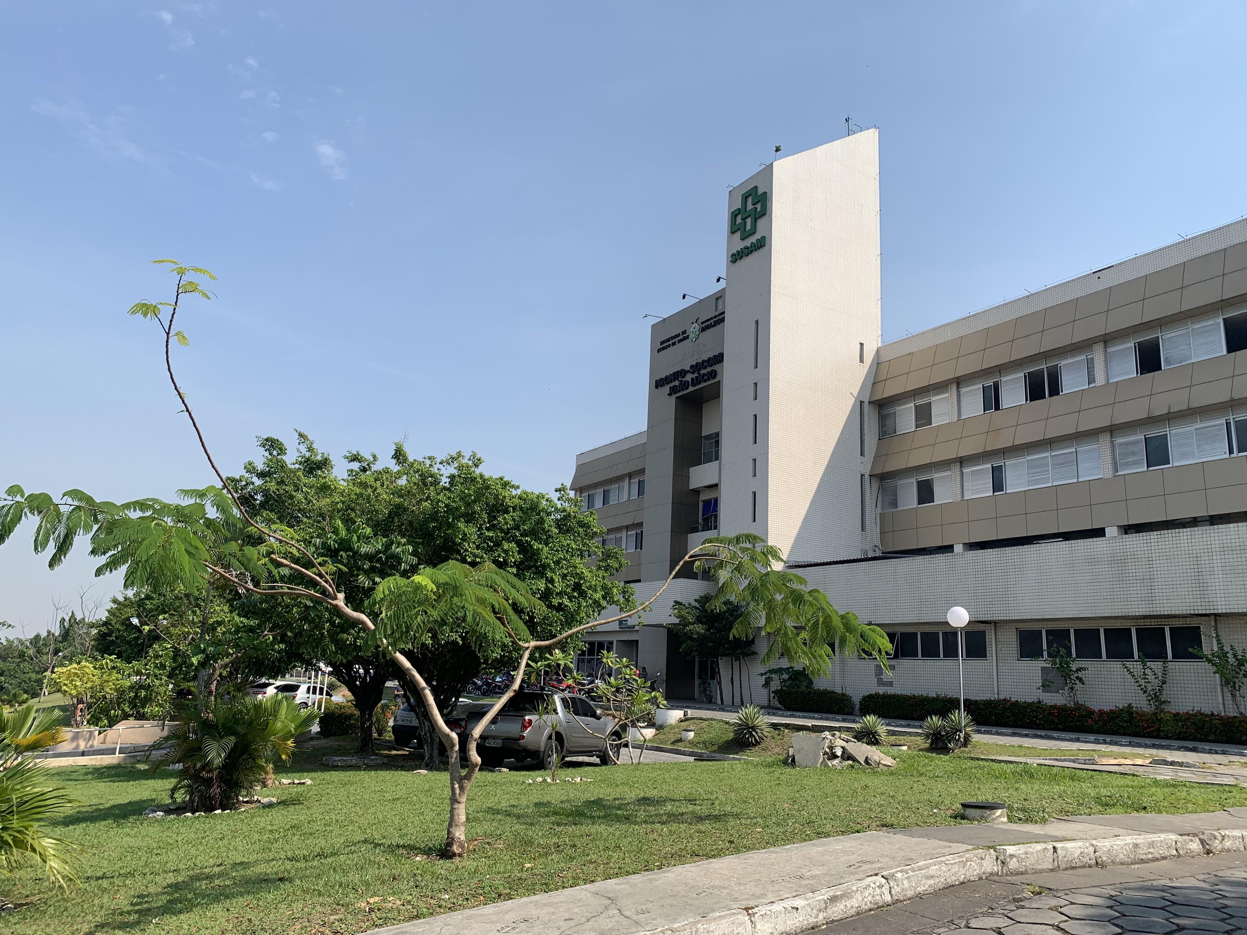 Aposentado morre em hospital após ser atropelado por carro em Manaus