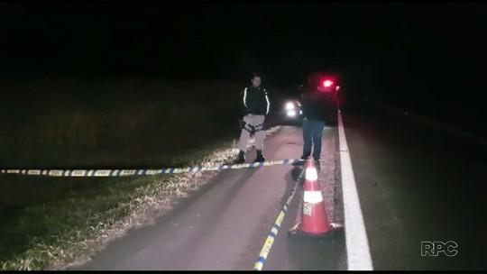 Dois corpos são encontrados às margens da BR-163, em Realeza