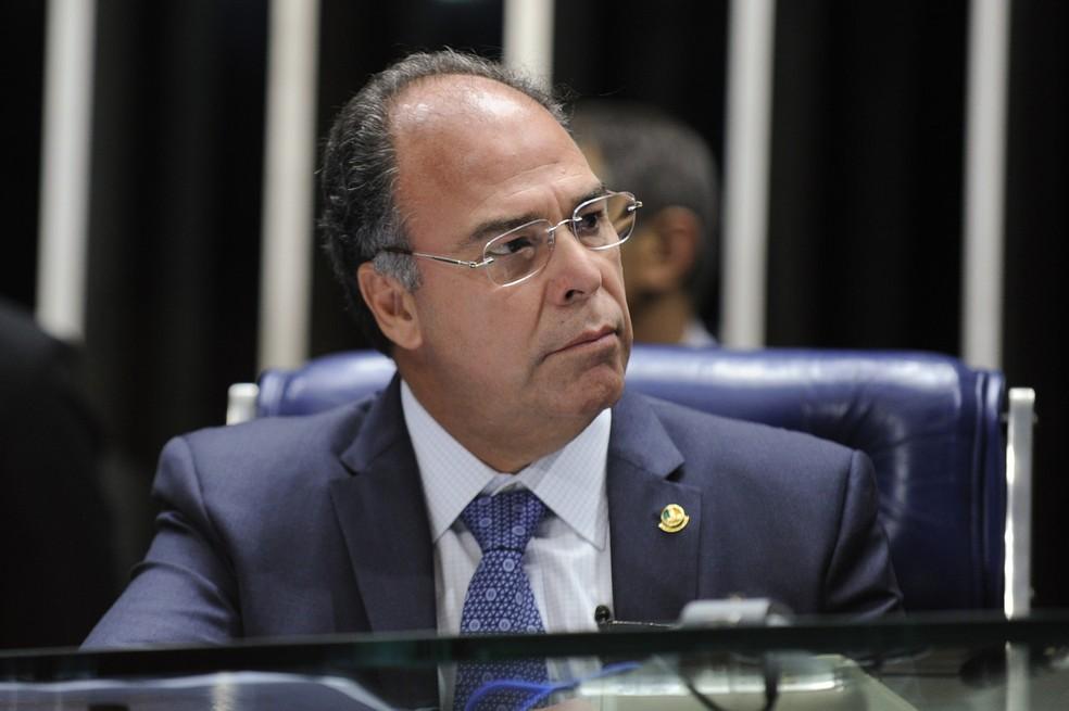 O senador Fernando Bezerra Coelho (MDB-PE) — Foto: Moreira Mariz/Agência Senado