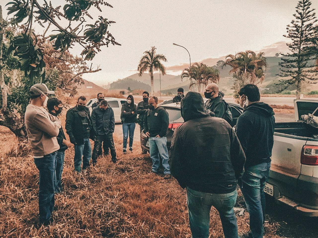 Polícia Civil desmantela quadrilha suspeita de furto de gado na Zona da Mata