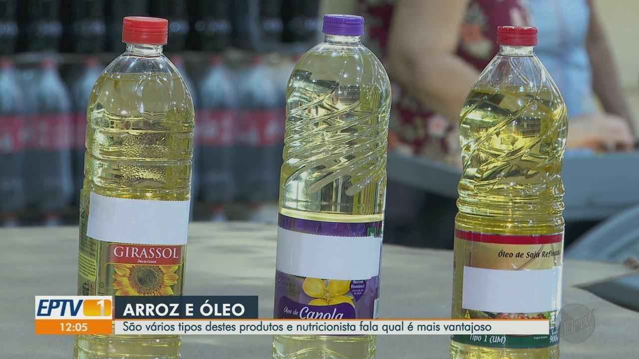 Arroz e o óleo continuam caros nos supermercados de Ribeirão Preto