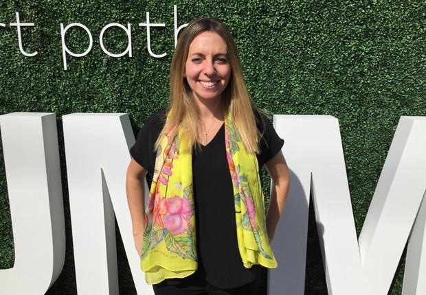 Ilana Messing, diretora do Start Path América Latina e Caribe (Foto: Adriano Lira)