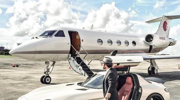 jet (Foto: Reprodução/Instagram)
