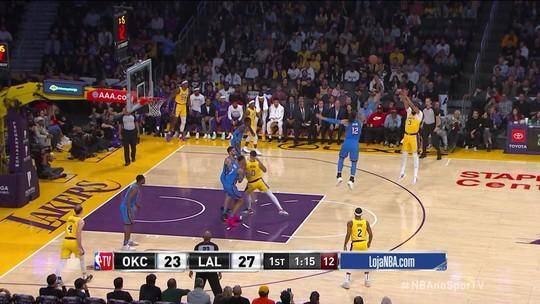 Zerou o jogo! LeBron é o primeiro jogador a fazer triplo-duplo contra todos os 30 times da NBA