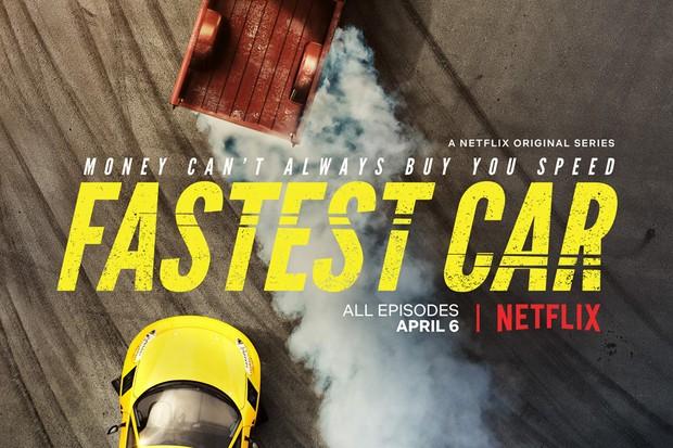 Série Carangas x Carrões (Fastest Car) estreia na Netflix (Foto: Divulgação)