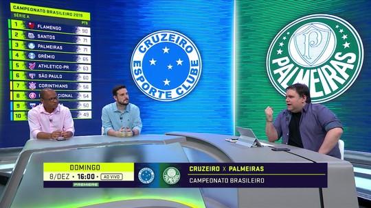 """Rodrigo Rodrigues diz que risco de rebaixamento do Cruzeiro é resultado da crise: """"A conta chega"""""""