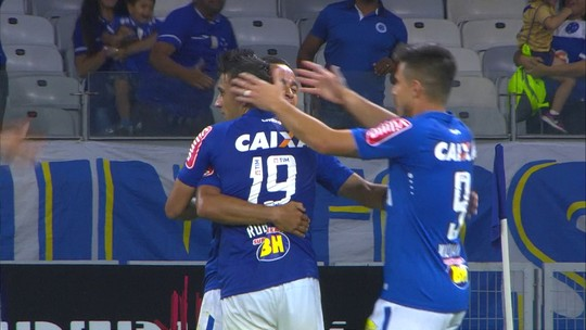 Com Romero e Bryan, Cruzeiro  está pronto para encarar o líder
