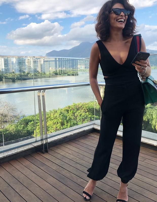 Juliana Paes: encontro com amigas (Foto: Reprodução Instagram)