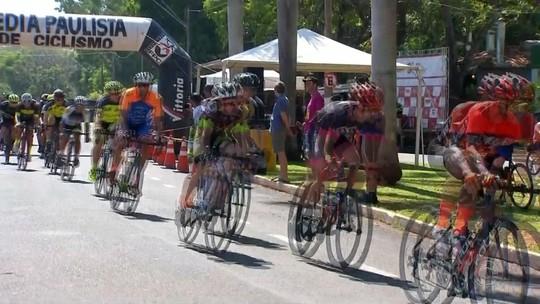 Barra Bonita recebe GP de Ciclismo neste final de semana