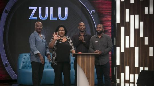 'Tamanho Família': Rafael Zulu chora ao relembrar da avó