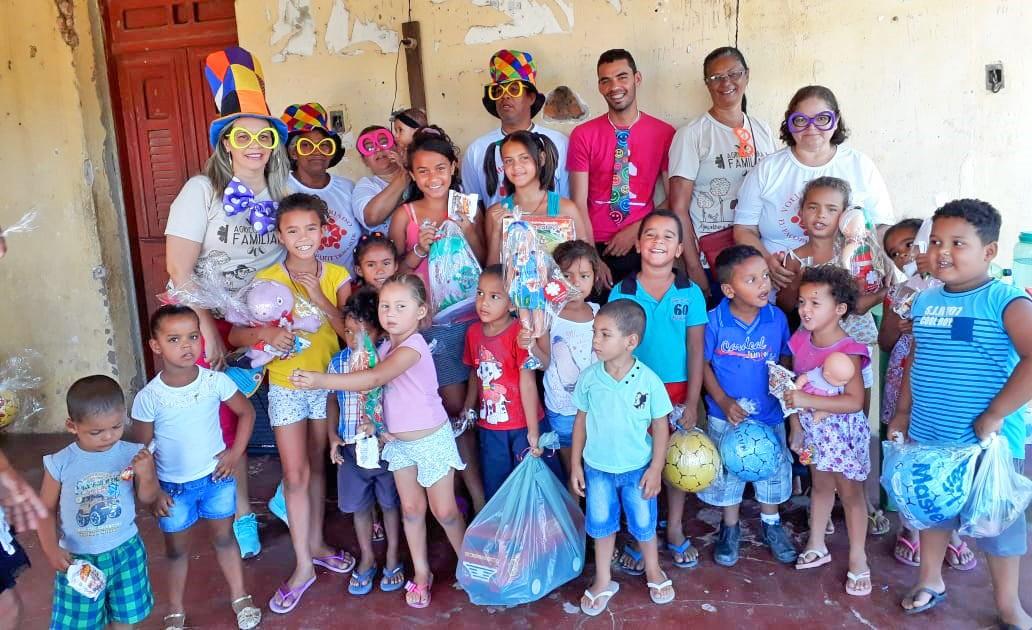 Cáritas realiza 8ª edição da Campanha do Brinquedo em Pesqueira - Notícias - Plantão Diário