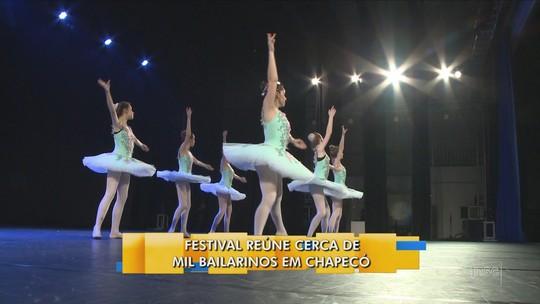 Marília Mendonça, Projota e festivais de dança; veja a agenda cultural do fim de semana em SC