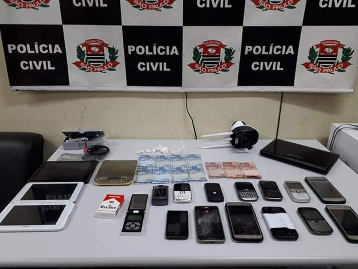 Polícia Civil faz operação contra família suspeita de tráfico de drogas em Aguaí - Noticias