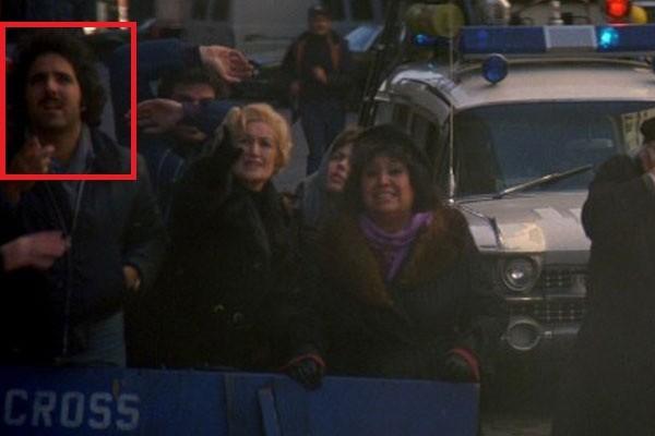 Ron Jeremy em Os Caça-Fantasmas (1984) (Foto: Reprodução)
