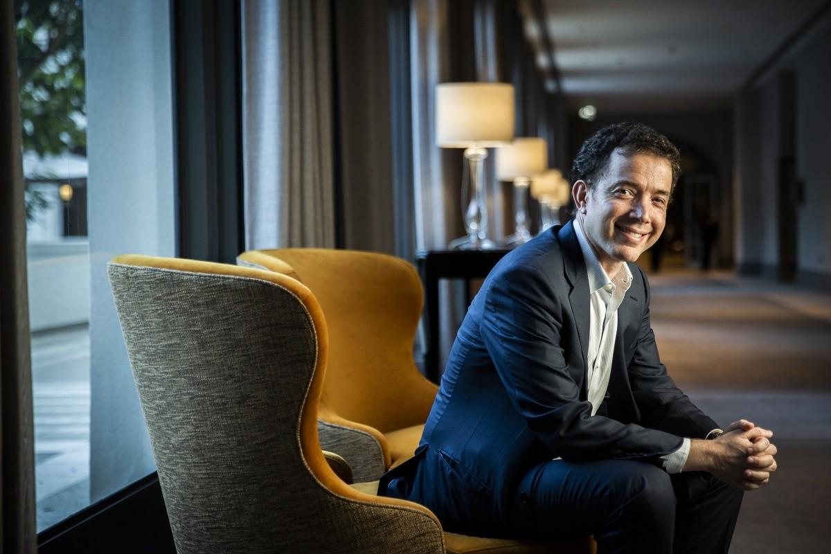 Fábio Stul, sócio sênios que lidera Transformação na América Latina na McKinsey (Foto: Anna Carolina Negri)
