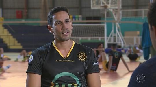 André Nascimento coloca Itapetininga na elite do vôlei e confirma aposentadoria