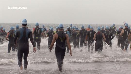 Troféu Brasil de Triathlon alerta para a importância da prevenção ao câncer de mama