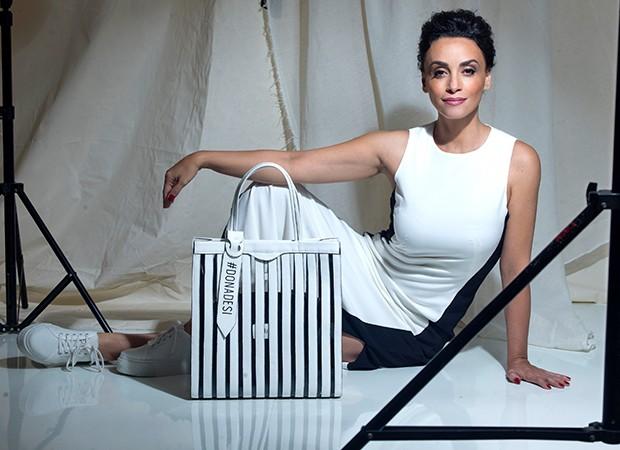 DonadeSi -coleção capsula com a atriz Suzana Pires (Foto: Divulgação)